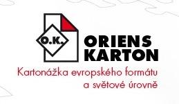 Ok orient kartons logo