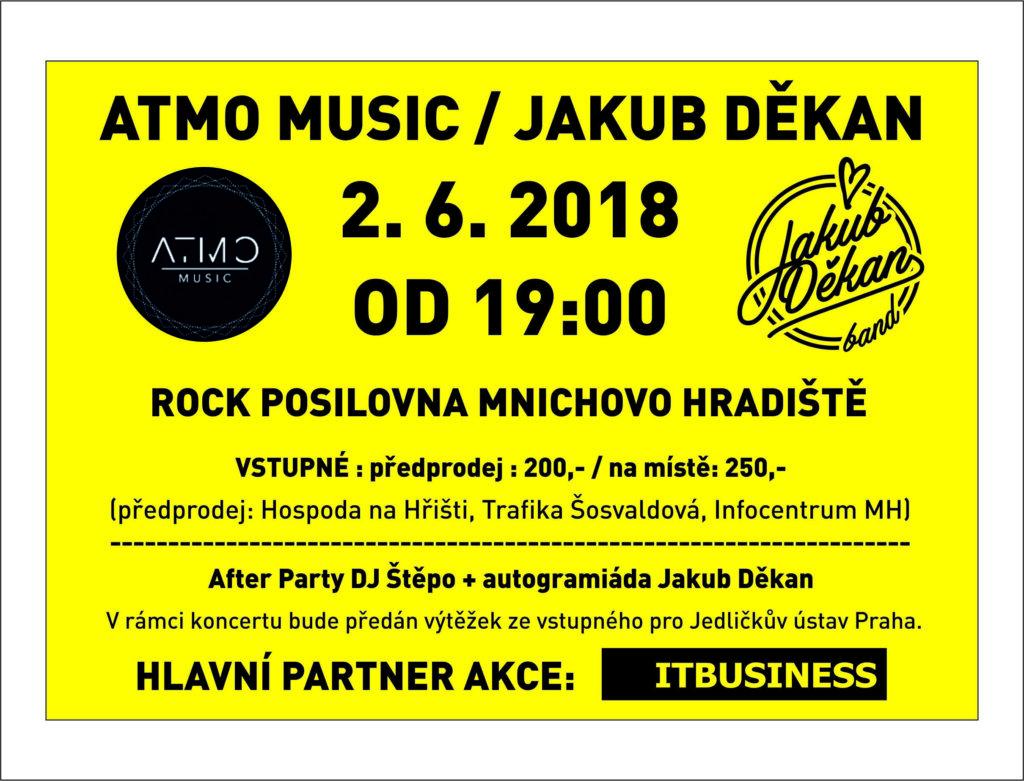 ATMO MUSIC a JAKUB DĚKAN
