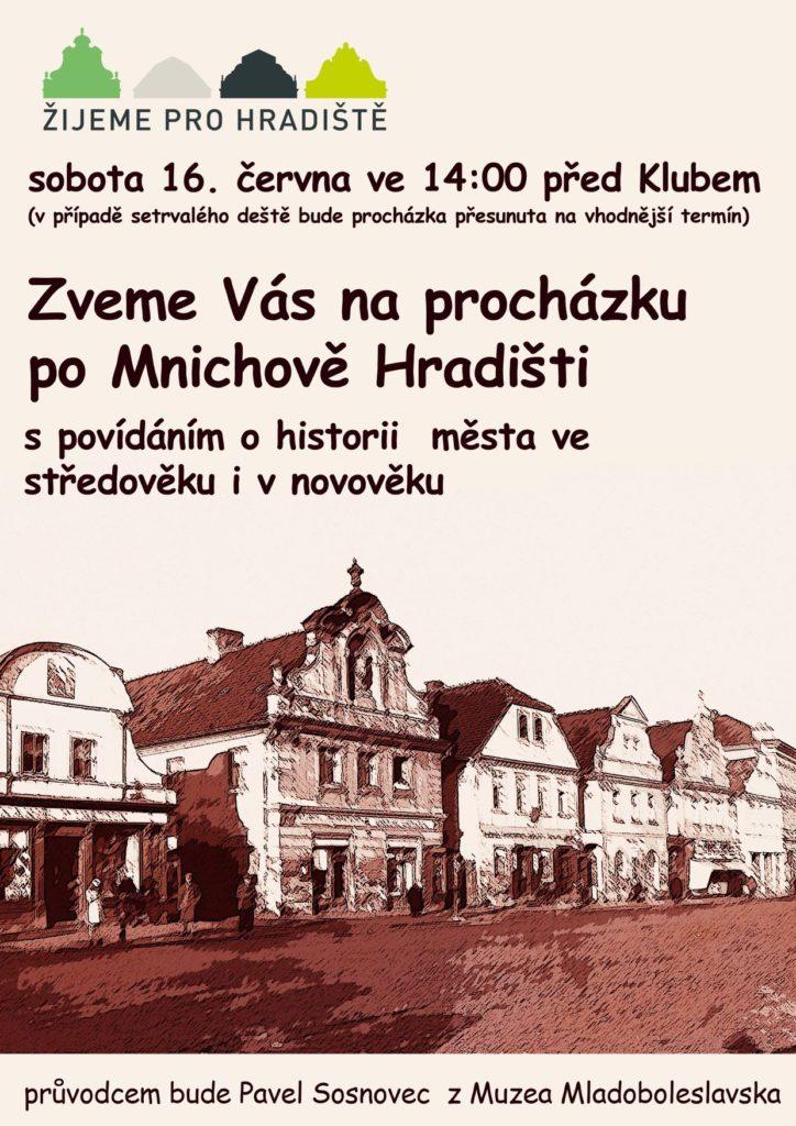 Historická procházka s Pavlem Sosnovcem