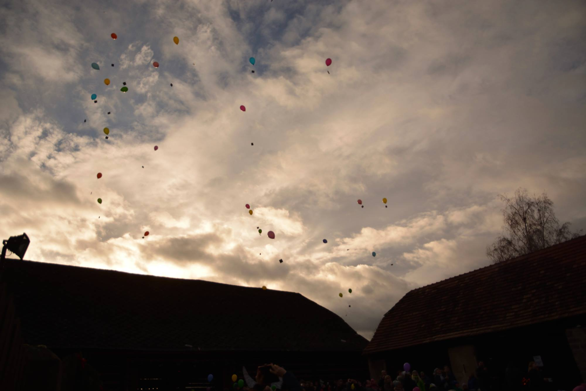 Pár fotek z Balónků …